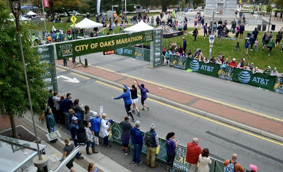 Best Marathons Raleigh