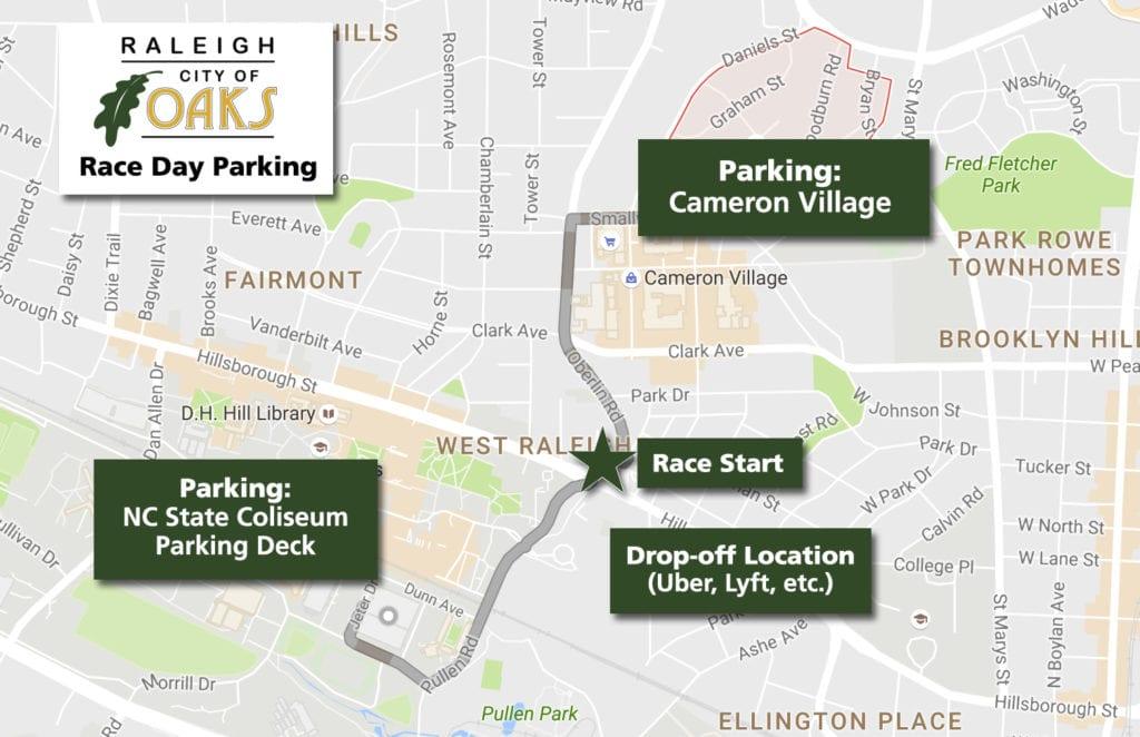 Parking & Road Closures - Capstone Event Group