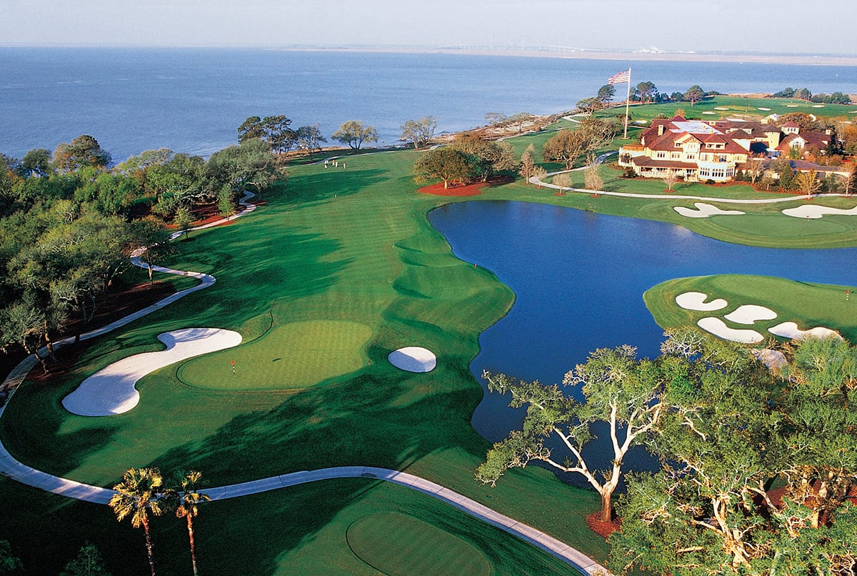 Sea Island Resort Golf