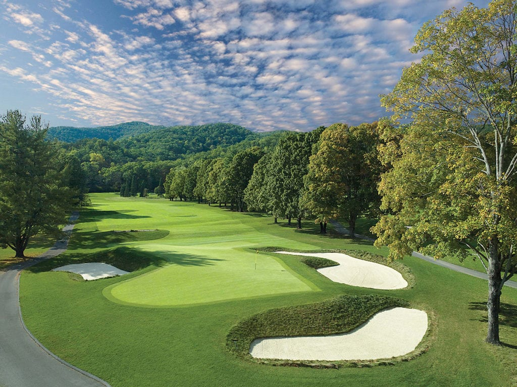 Greenbrier Golf Course