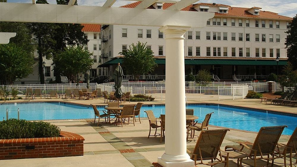 Pinehurst Resort Pool