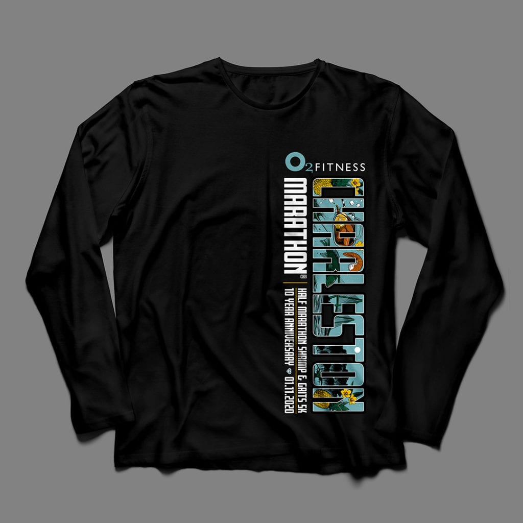 Charleston Marathon Shirt