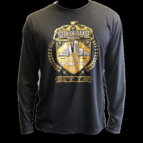 City of Oaks tshirt