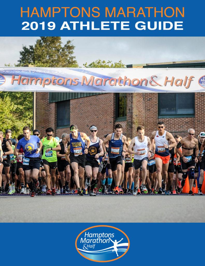 hamptons marathon and half marathon athlete guide