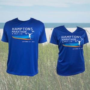 hamptons marathon shirt