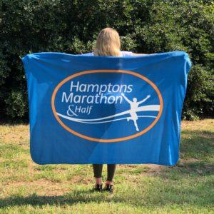 hamptons marathon blanket