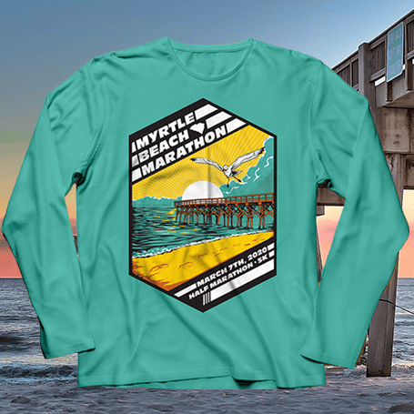 2020 Myrtle Beach Participant Shirt