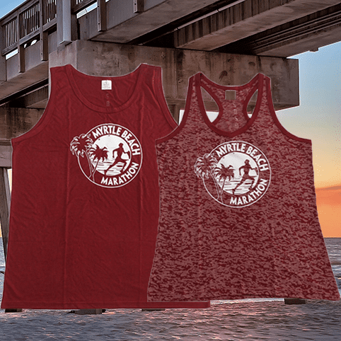 2020 Myrtle Beach Finisher Tank
