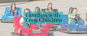 Myrtle Beach Families with Teen Children