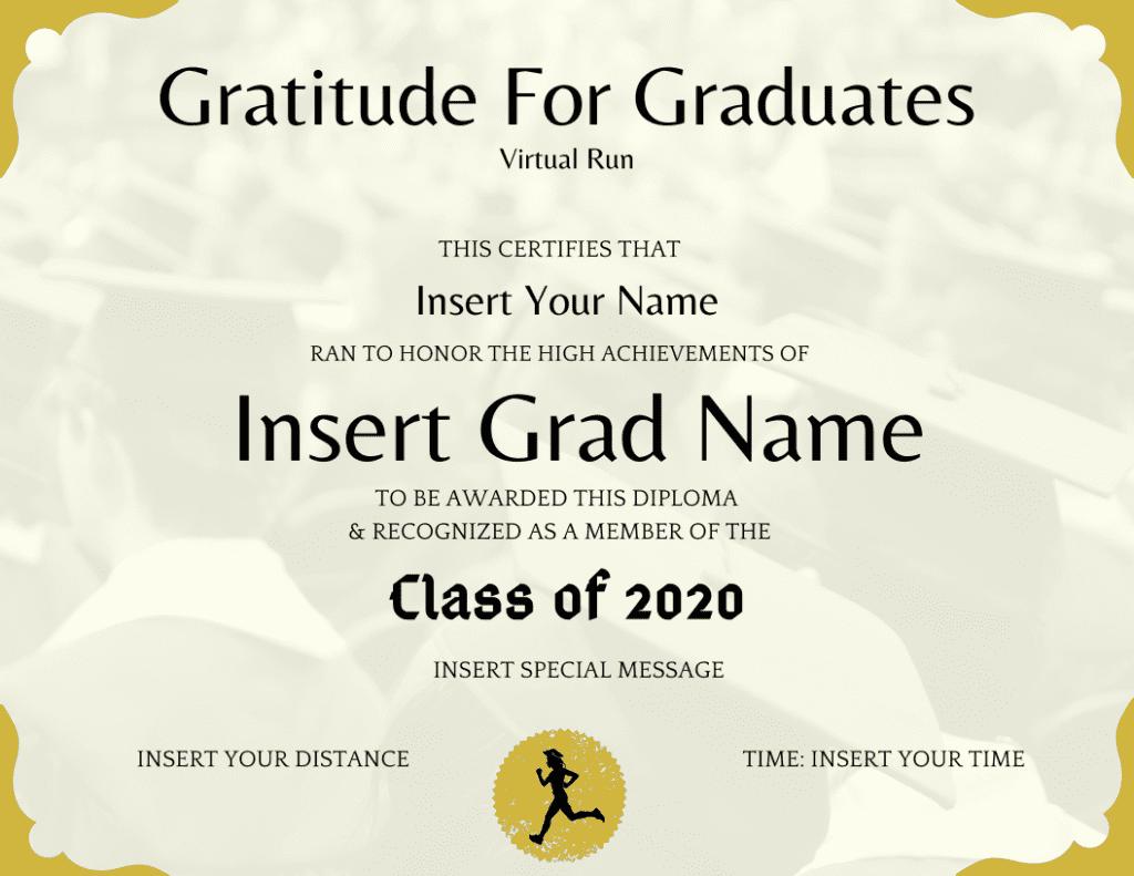 Diploma to Share